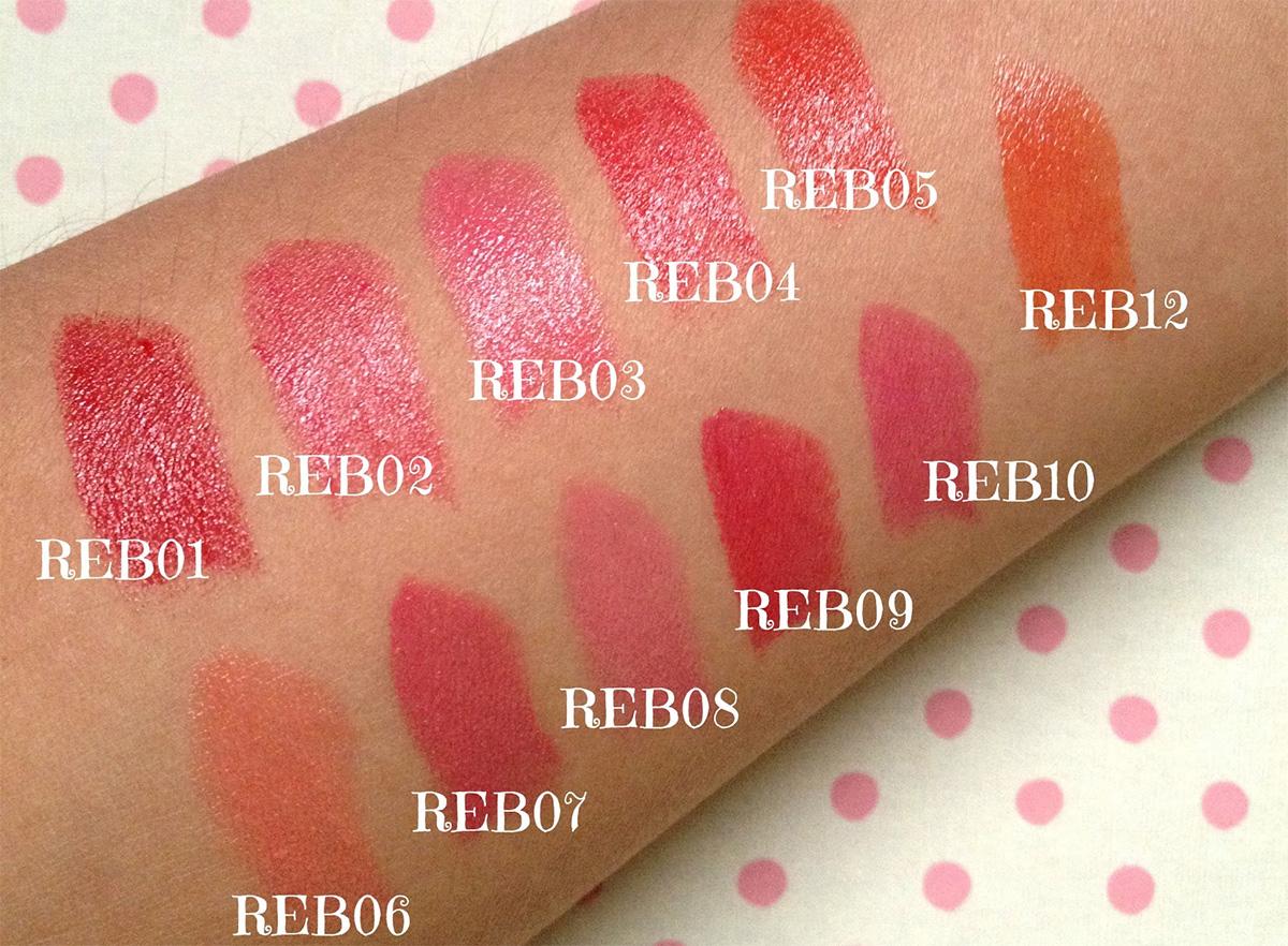 Top 10 Summer Lipsticks