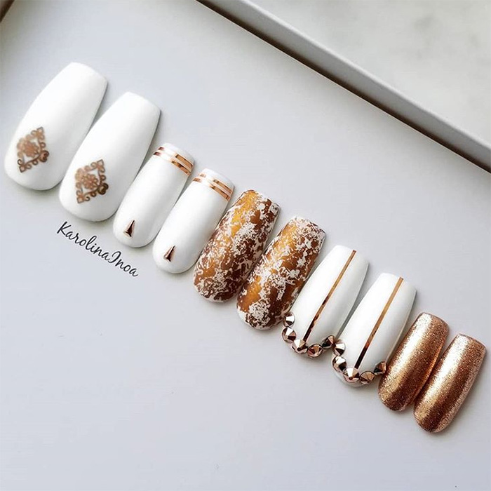 Pop-on nails